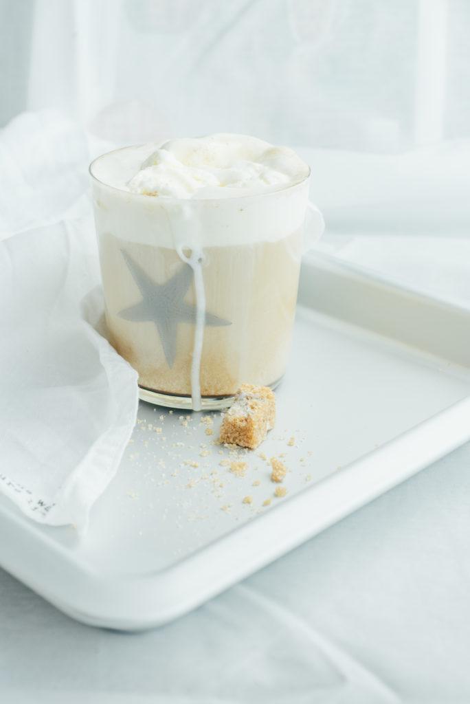 icecream coffee
